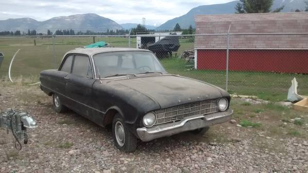 Craigslist Missoula Mt >> 1960 Ford Falcon 2 Door Straight 6 For Sale in Kalispell, MT