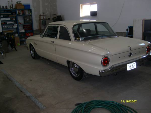 1962 Ford Falcon 2 Door 302 V8 Auto For Sale In Cold