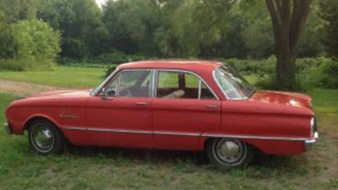 Craigslist Idaho Falls >> 1962 Ford Falcon 4 Door 170cc V6 Auto For Sale in Elk ...