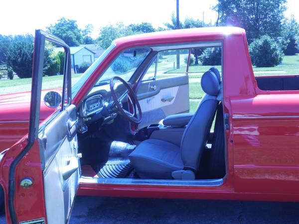 1963 Ford Falcon Ranchero V6 Auto For Sale in Front Royal, VA