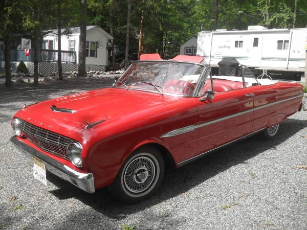 Ford Falcon For Sale in New Jersey | (1960-1970)