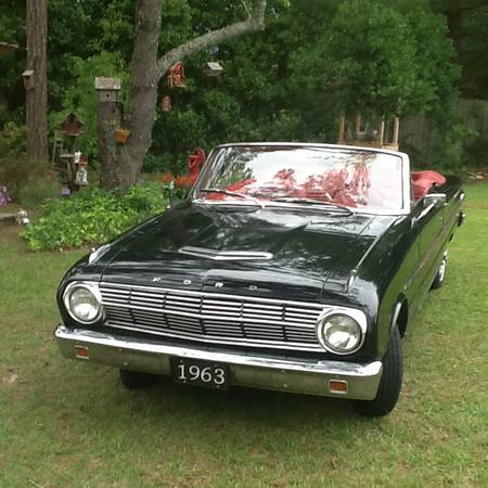 Craigslist Las Cruces Nm >> 1963 Ford Falcon Convertible V6 Auto For Sale in Upstate, SC