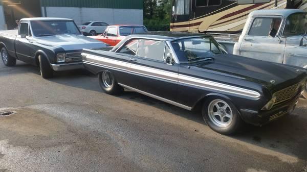 1964 Ford Falcon 2DR Coupe C4 Auto For Sale in Chesapeake, VA