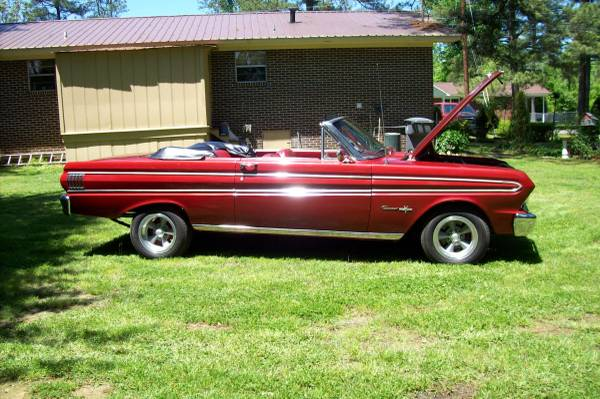 1964 Ford Falcon 2DR Convertible 189 Manual For Sale in ...