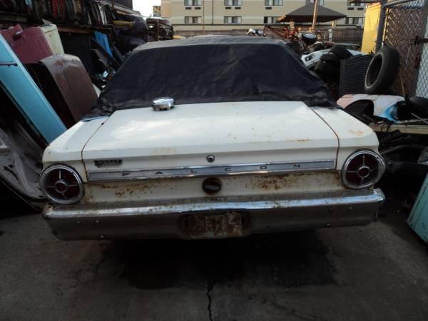 1965 Ford Falcon Convertible V6 Auto For Sale in La Crosse, WI