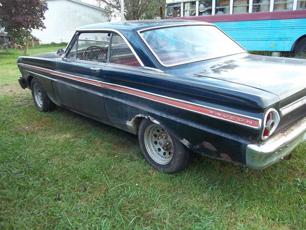 1965 Ford Falcon 2DR Hard Top 289 Auto For Sale in Logan, OH