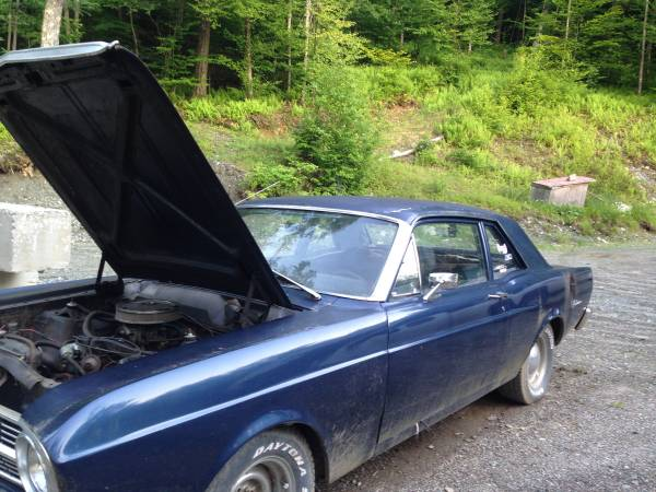 1968 Ford Falcon 2DR Coupe V8 289 Manual For Sale in ...