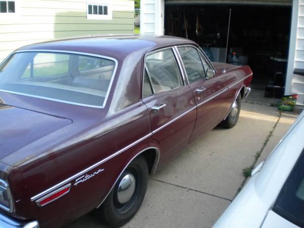 Ford Falcon For Sale in Iowa | (1960-1970)