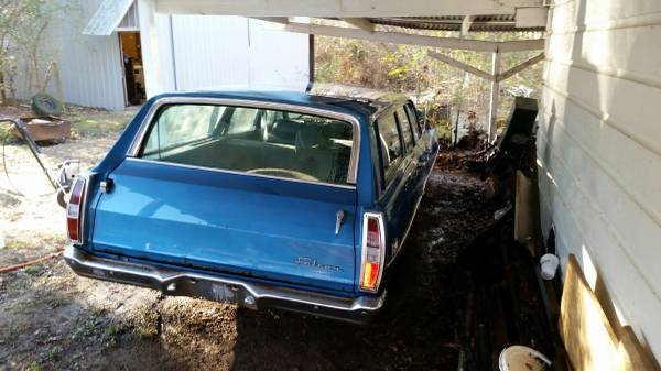 1970 Ford Falcon Wagon 302 V8 Auto For Sale In Athens Ga
