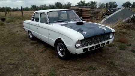 1960 Ford Falcon 4 Door 302 V8 Auto For Sale in Pocatello, ID