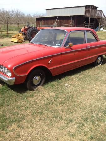 1961 Ford Falcon 2 DR Coupe Auto For Sale in Fresno, CA
