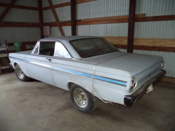 1965 Ford Falcon 2 Door V6 Auto For Sale in Bristol, WI