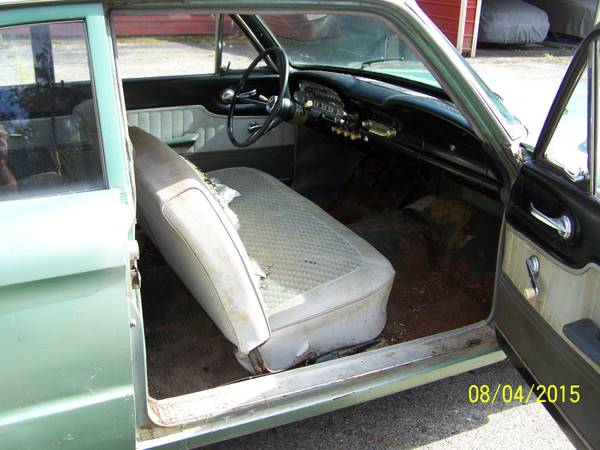 1961 Ford Falcon 2DR Coupe V6 Manual For Sale in Buffalo, NY