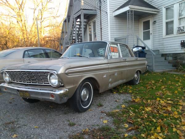 1964 Ford Falcon 4 Door V6 Auto For Sale in Bay City, MI