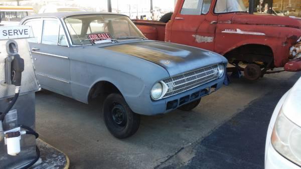 1961 Ford Falcon 4DR Sedan V6 Auto For Sale in Dothan, AL