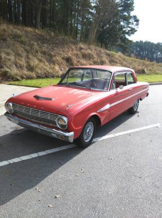 1963 Ford Falcon 2DR Coupe I6 Manual For Sale in Athens, GA