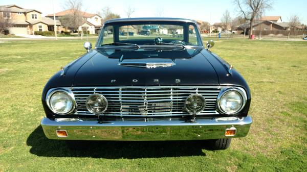 1963 Ford Falcon 2DR Coupe V8 Manual For Sale in Hanford, CA
