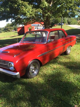 1963 Ford Falcon 2 Door V8 Auto For Sale in Spruce Pine, NC