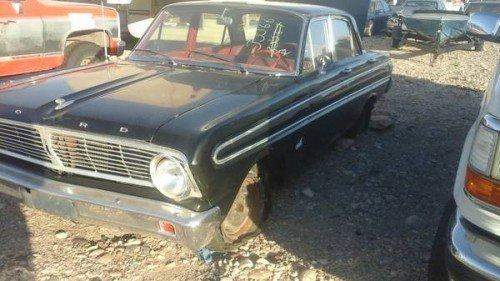 1964 Ford Falcon 4DR Straight 6 Auto For Sale in Fort ...