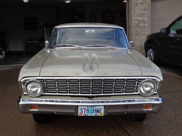 1964 Ford Falcon Hardtop 260 V8 Auto For Sale In Keizer Or