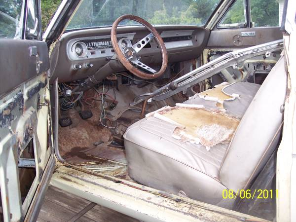 1964 Ford Falcon 2DR Hardtop V8 Manual For Sale in Wichita, KS