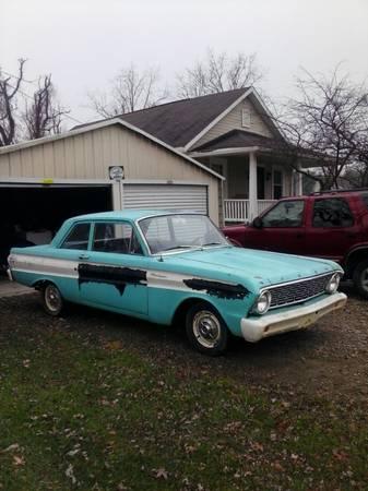 1964 Ford Falcon 2 Door V6 Auto For Sale in Zanesville, Ohio