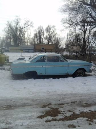 1965 Ford Falcon 2 Door V8 Auto For Sale in Fort Morgan, CO