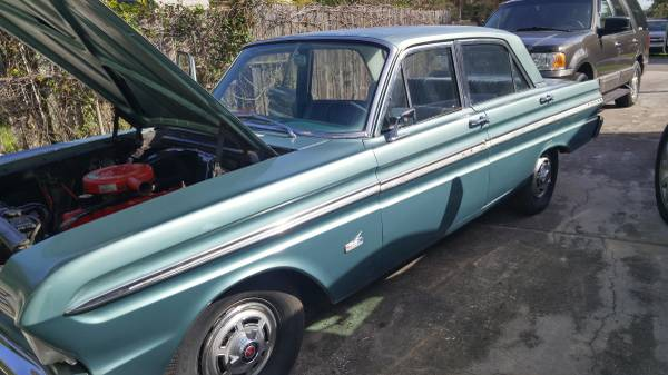1965 Ford Falcon 4 Door V6 Auto For Sale in Jacksonville ...