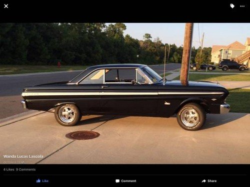 1965 Ford Falcon 2DR 289 V8 Auto For Sale in Pass ...