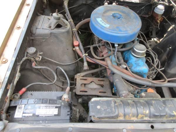 1966 Ford Falcon 2DR Coupe V6 Auto For Sale in Culpeper, VA