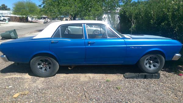 1966 Ford Falcon For Sale Us Canada Classifieds