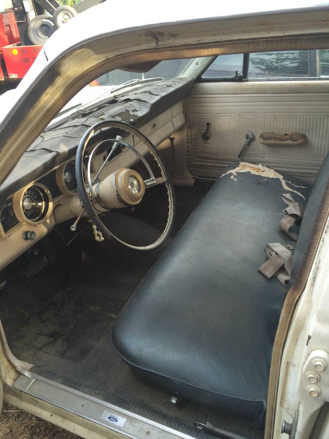 1967 Ford Falcon 4 Door Inline 6 Auto For Sale In