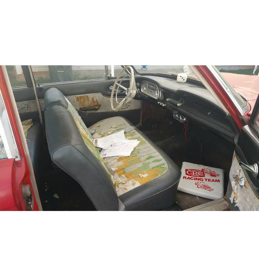 1960 Ford Falcon 2 Door 177ci Automatic For Sale in Warner ...