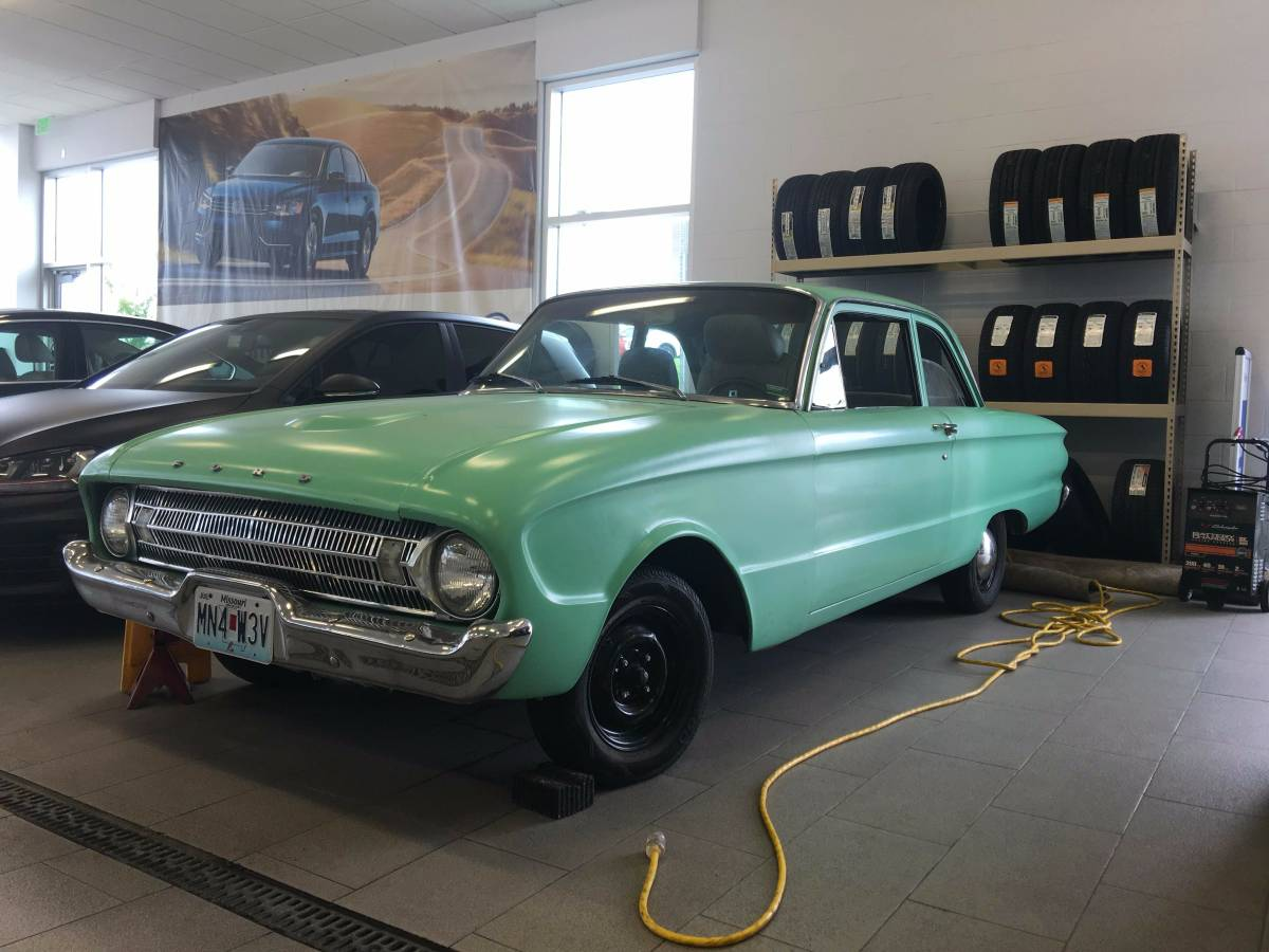 1961 Ford Falcon 2 Door 170 V6 Manual For Sale in Columbia, MO