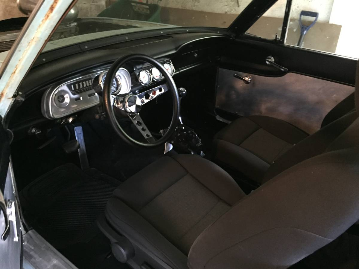 1960 Ford Falcon Gasser Rat Rod Musclecar For Sale in ...