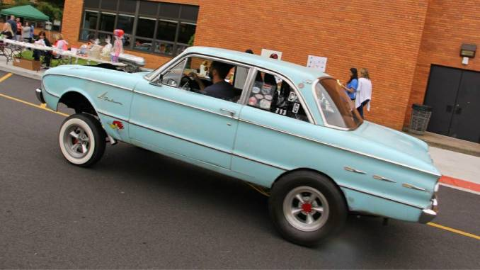 Craigslist Idaho Falls >> 1960 Ford Falcon Gasser Rat Rod Musclecar For Sale in ...