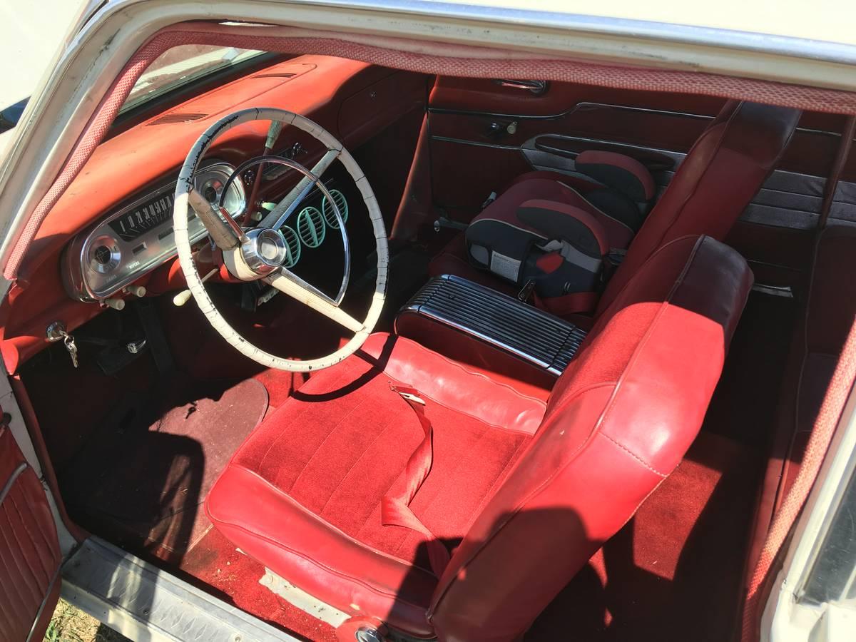 Fine 1961 Ford Falcon Futura Ranchero For Sale In Firestone Co Pabps2019 Chair Design Images Pabps2019Com