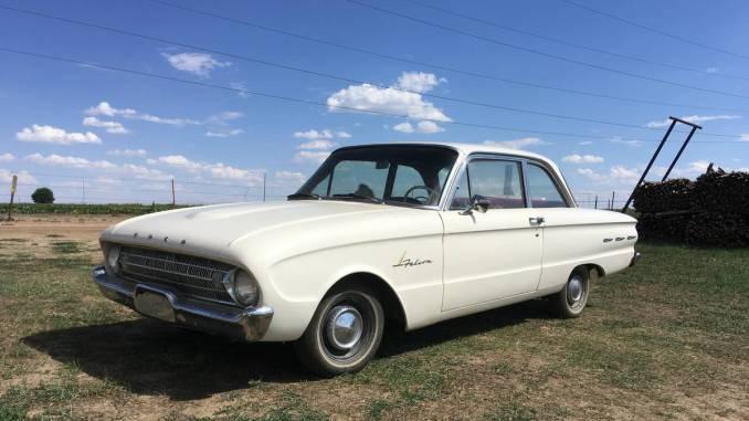 1961 Ford Falcon Futura & Ranchero For Sale in Firestone, CO