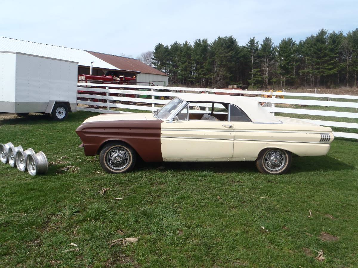 1964 Ford Falcon V8 Sprint Convertible For Sale in Cross ...