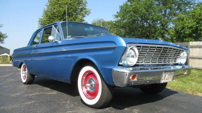 1964 Ford Falcon Running Driving Project For Sale in ...