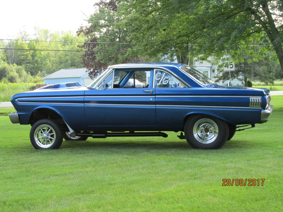 1970 Ford F100 >> 1964 Ford Falcon Gasser Street Machine Hot Rod For Sale ...