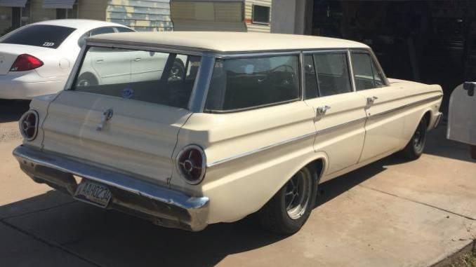 Craiglist Phoenix Az >> 1964 Ford Falcon Station Wagon 302 V8 Auto 4dr For Sale in ...