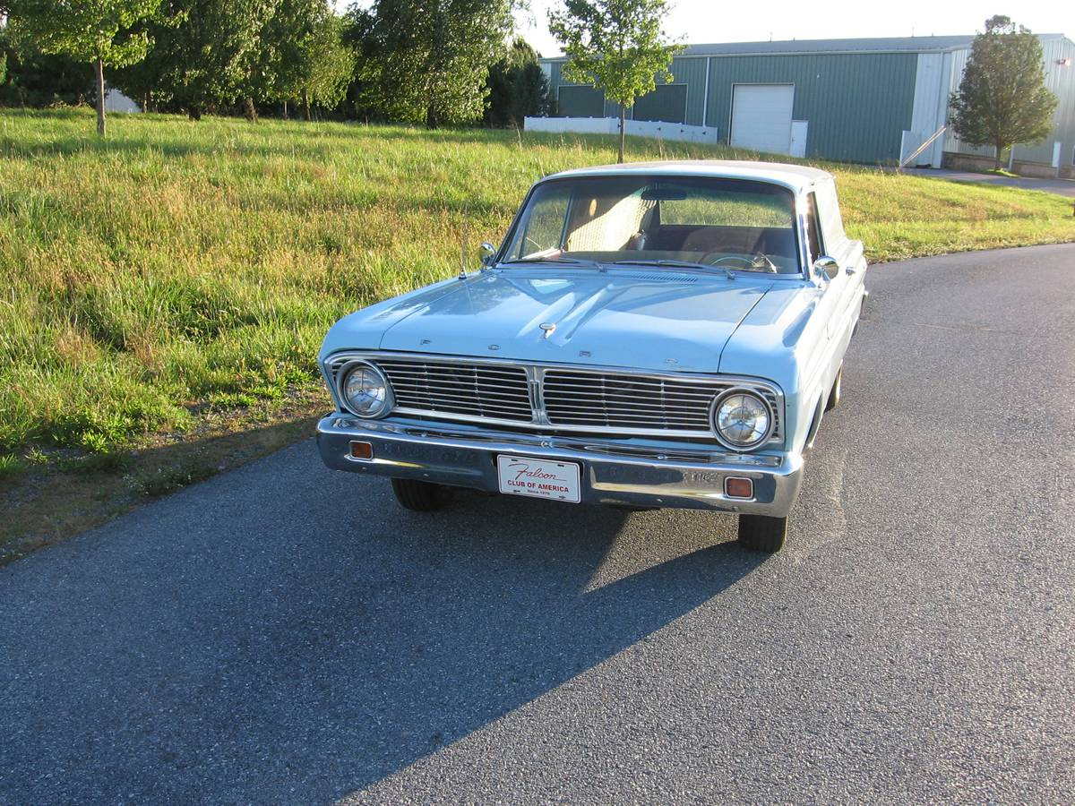 1965 Ford Falcon Sedan Delivery 170 cu in 6cyl For Sale in ...