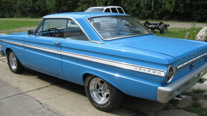 1965 Ford Falcon Two Door Hardtop For Sale in Rives ...