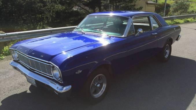 1966 Ford Falcon Futura Sports Coupe For Sale in San