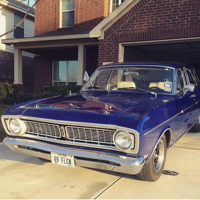 1969 Ford Falcon Futura Salvage Title For Sale In McKinney, TX
