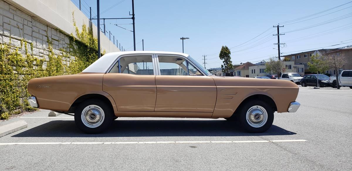 1967 Ford Falcon 4DR Sedan V6 Manual For Sale in Princeton, NJ