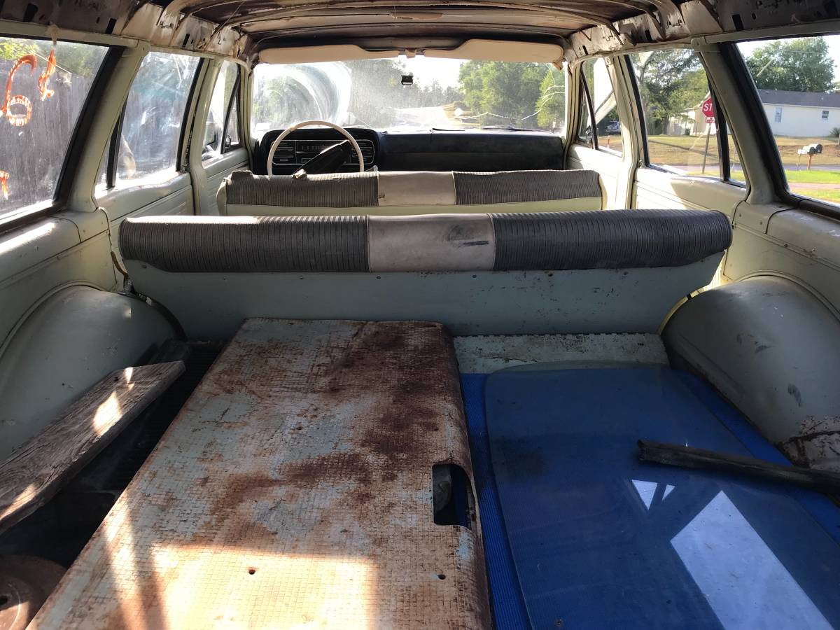 1968 Ford Falcon Station Wagon 6cyl Manual For Sale in Hot ...