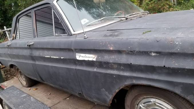 1964 Ford Falcon 4DR Sedan V6 Auto For Sale in Macon, GA