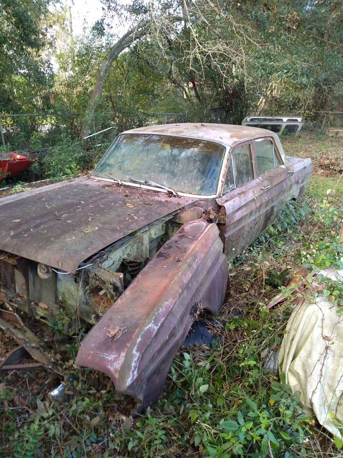 1965 Ford Falcon 4DR Sedan 3 Speed Manual For Sale in ...